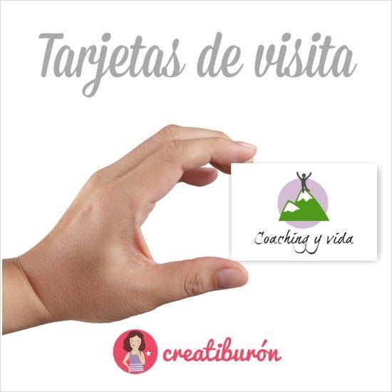 Diseñando tarjetas de visita