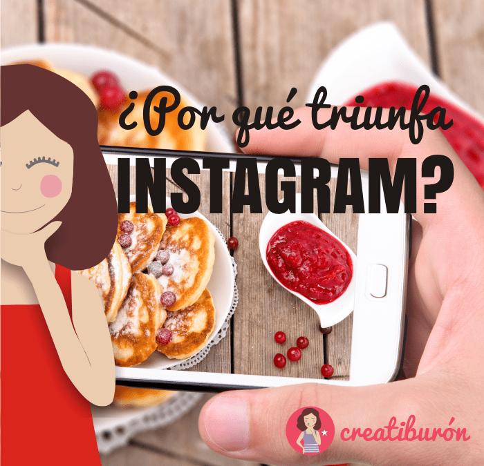 ¿Por qué triunfa Instagram?
