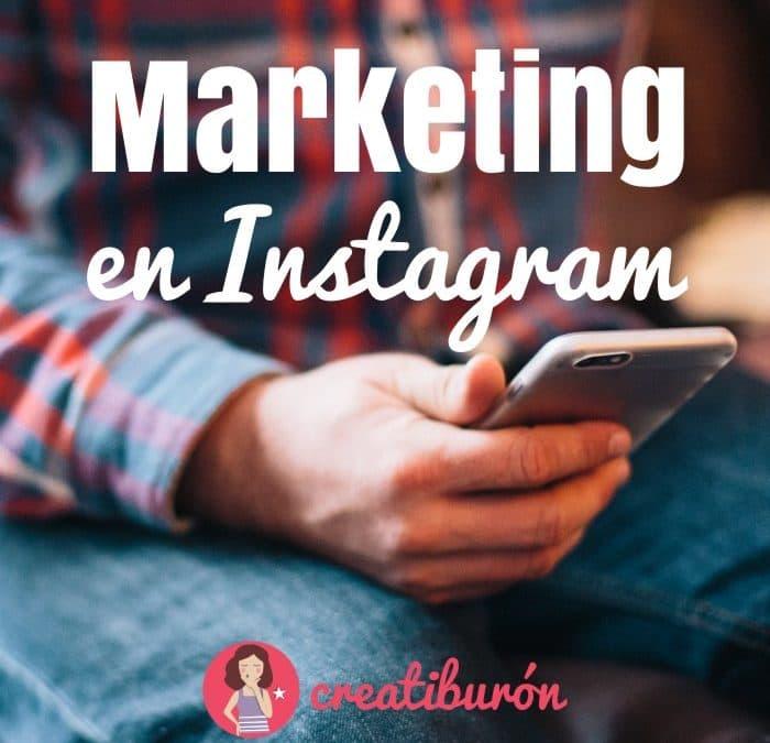 Marketing en Instagram ¿Por dónde empiezo?