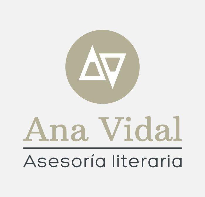 Diseño Logotipo Ana Vidal