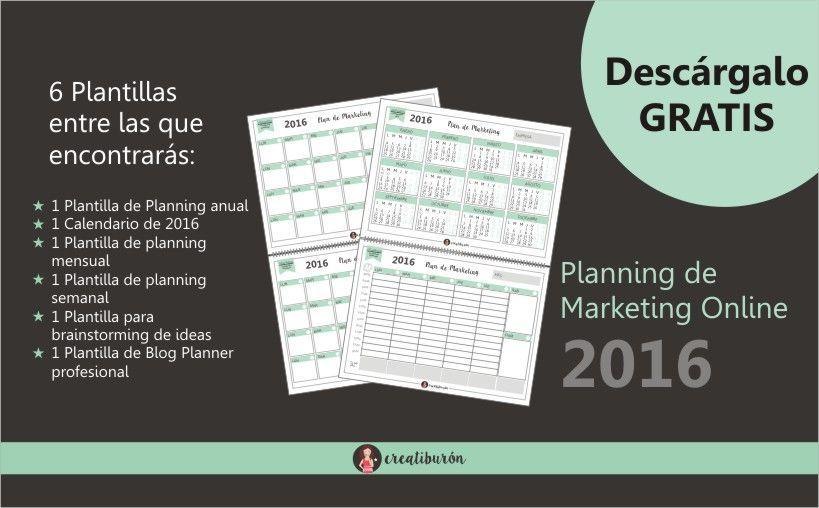 Prepara tu plan de Marketing para 2016