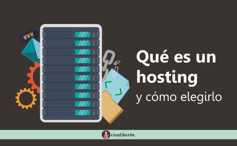 Qué es un hosting y cómo elegirlo