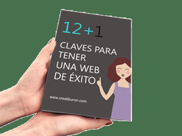 Ebook con Claves para un diseño web de éxito
