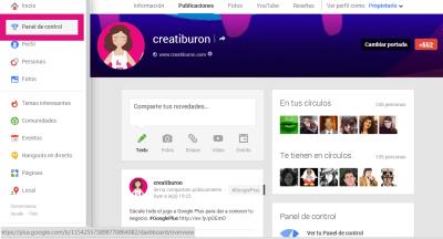 Google Plus: ¿cómo evitar que lo que compartes en comunidades aparezca en tu página?