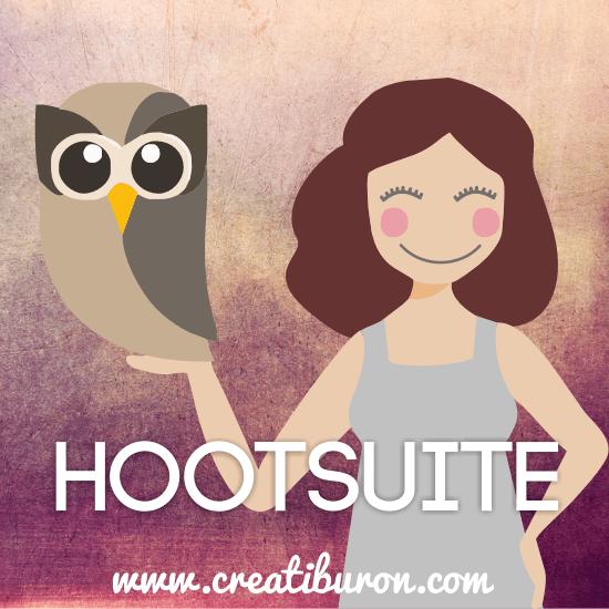 Hootsuite, programa tus actualizaciones en redes sociales.