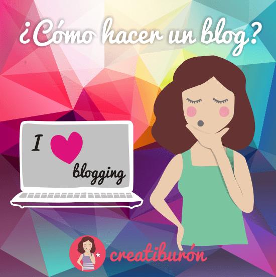 ¿Cómo hacer un blog?