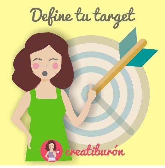 Define el target de tu negocio