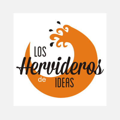 Logotipo Hervideros de ideas