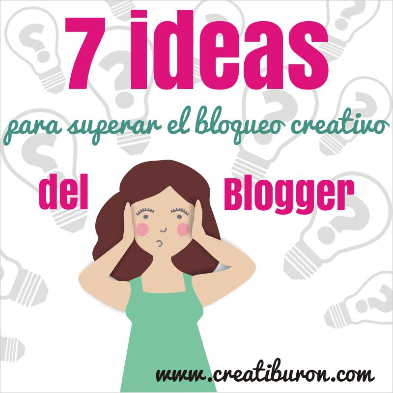 blogger bloqueo creativo
