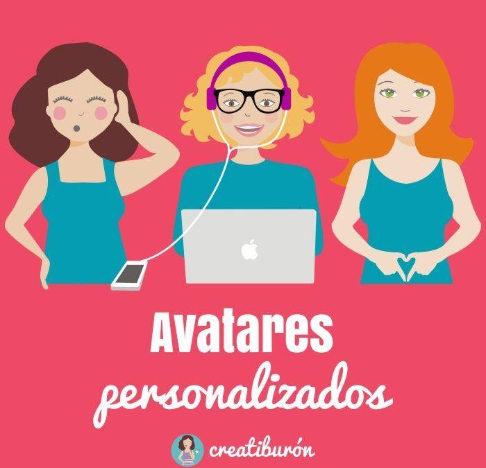 crear avatar personalizado para facebook
