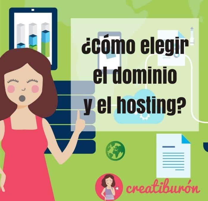 dominio y contratacion del hosting