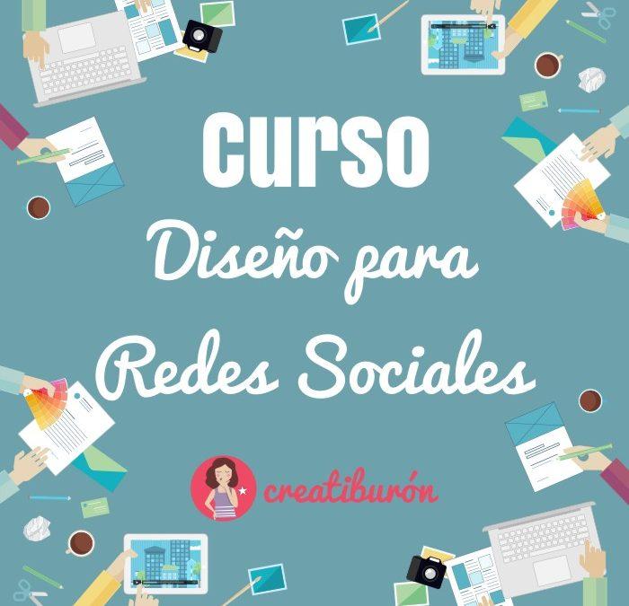 Curso de diseño gráfico online para Redes sociales