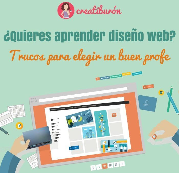 profesores de diseño web