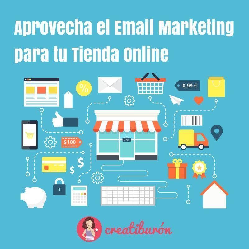 Aprovecha el Email marketing en tu tienda online