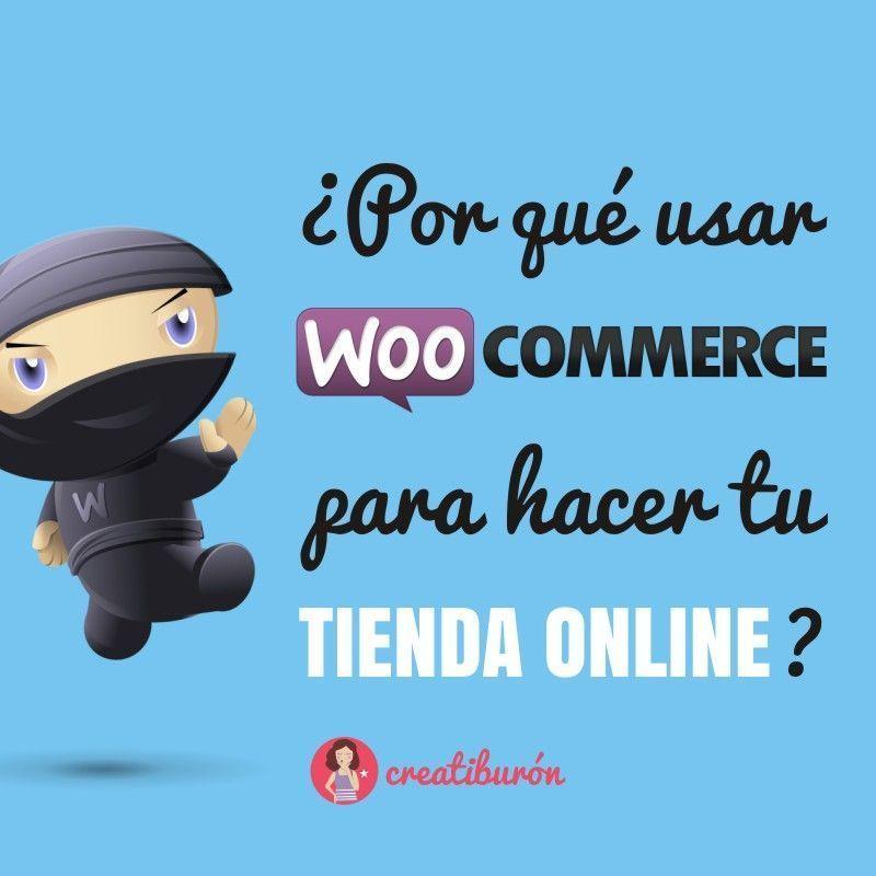 ¿Por qué usar woocommerce para hacer tu tienda online?