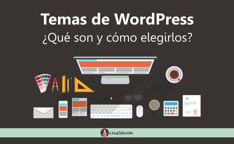 ¿Cómo elegir las mejores plantillas WordPress para tu web?