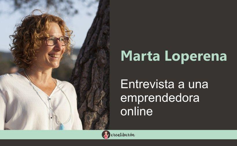 La aventura de emprender online: Entrevista a Marta Loperena