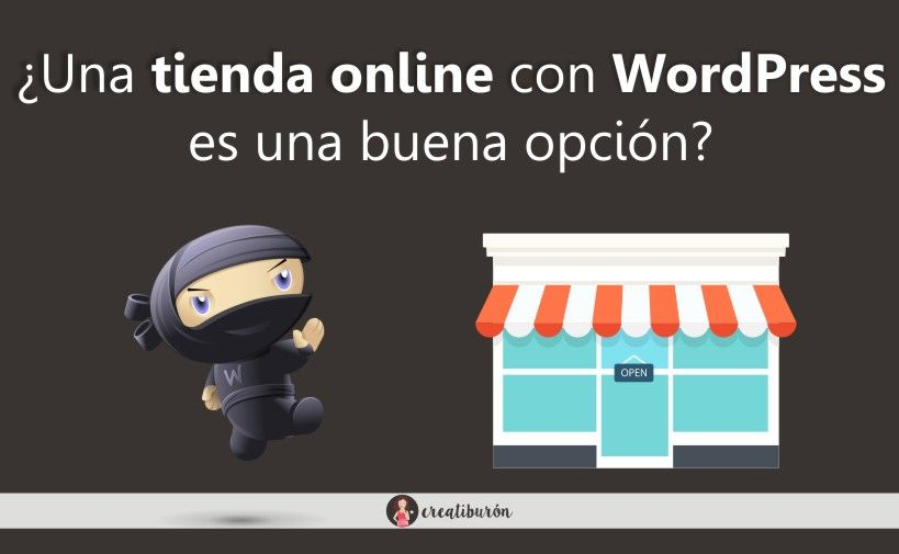 ¿Hacer tu tienda online con WordPress es una buena opción?