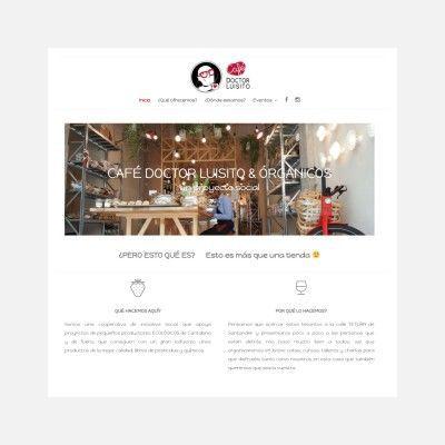 diseño web doctor luisito