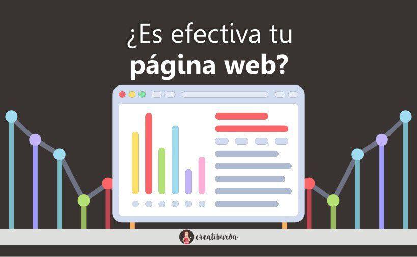 sitio web efectivo