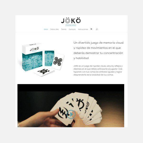 Tienda online: Jöko Game