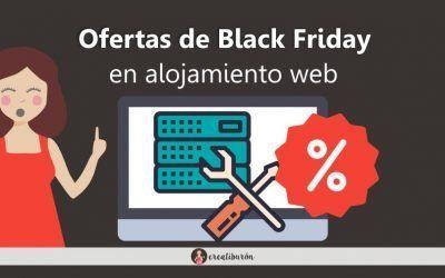 Ofertas Black Friday Hosting